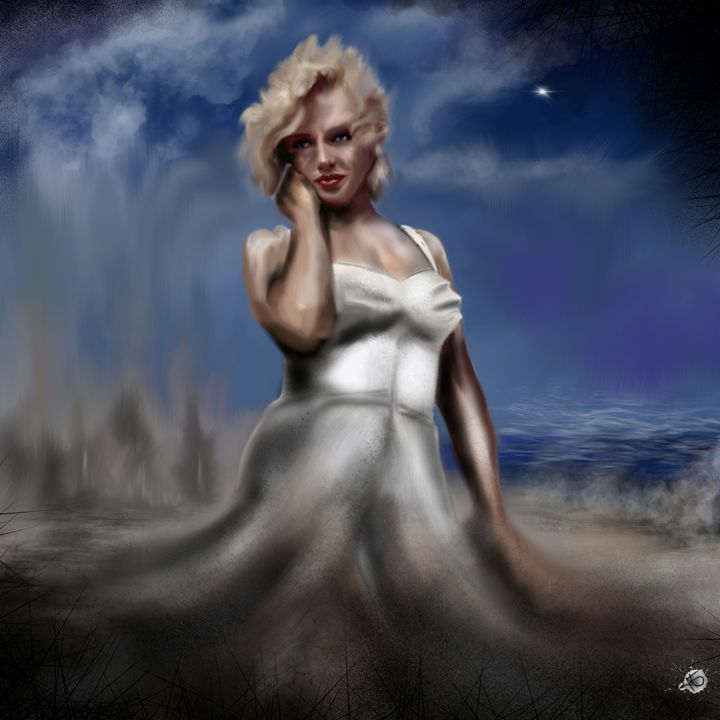 She was there - Mike Farrell-Deveau - Artist