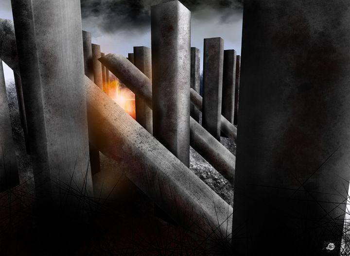 Accelerated decrepitude - Mike Farrell-Deveau - Artist