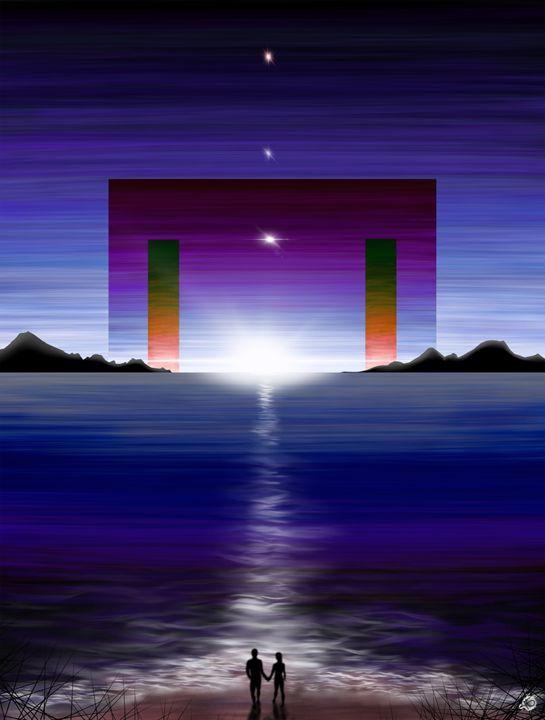 Convergence - Mike Farrell-Deveau - Artist