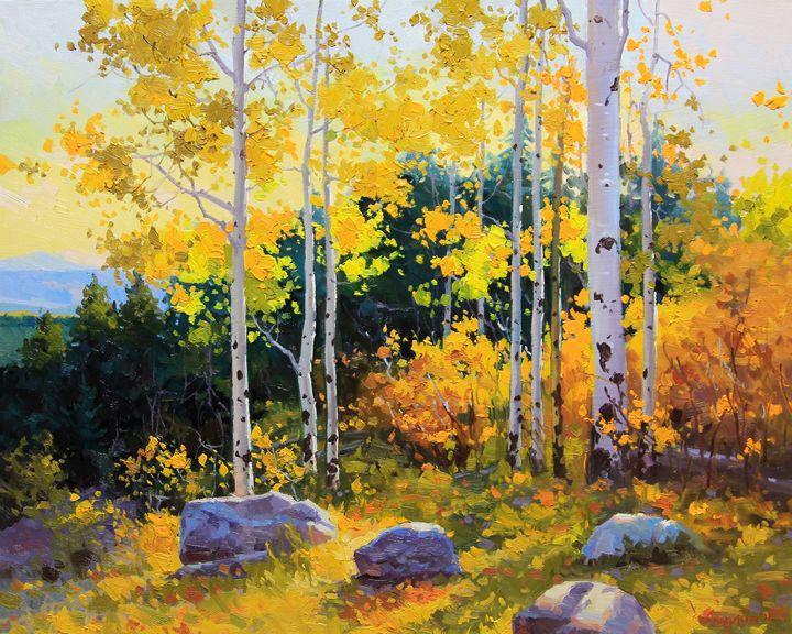 Autumn beauty - GK FINE ART GALLERY