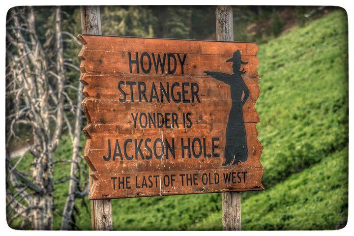 Howdy Stranger - Great Smokies Photos