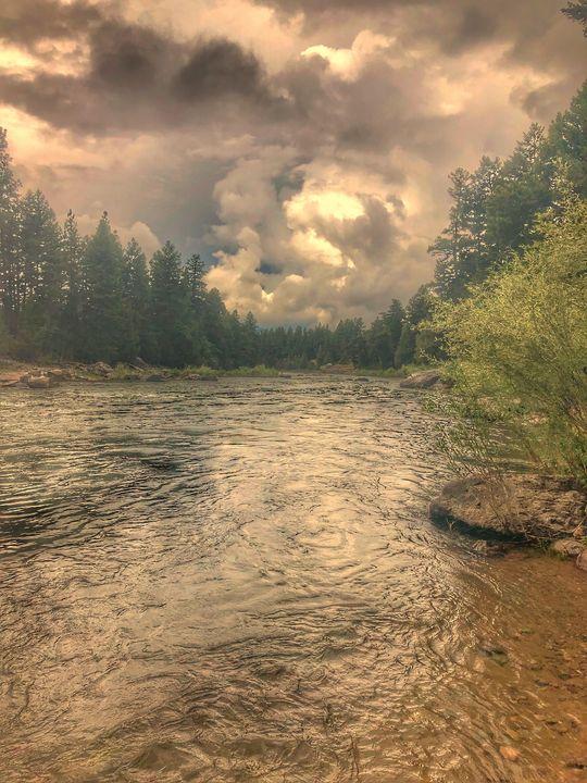 Blackfoot River - Great Smokies Photos