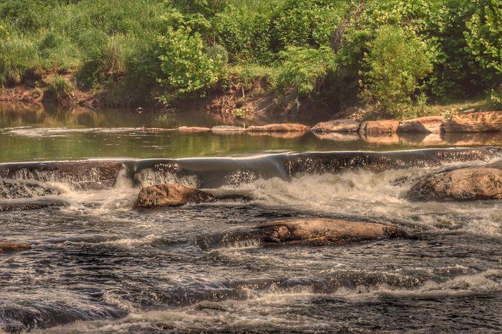 Tuckaseegee River - Great Smokies Photos