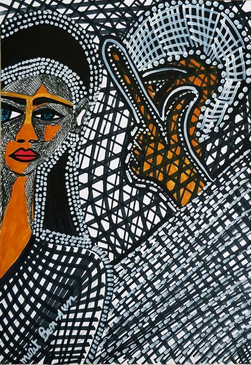 Pintores contemporaneos venta Israel - Mirit Ben-Nun
