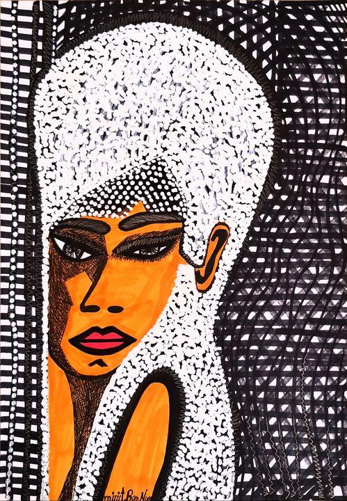 Venta de Retrato pintores israelies - Mirit Ben-Nun