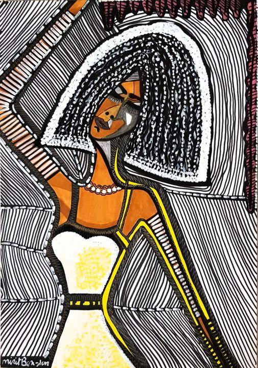 For sale original drawings Israel - Mirit Ben-Nun