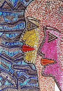 Rostros pintores mujeres en Israel