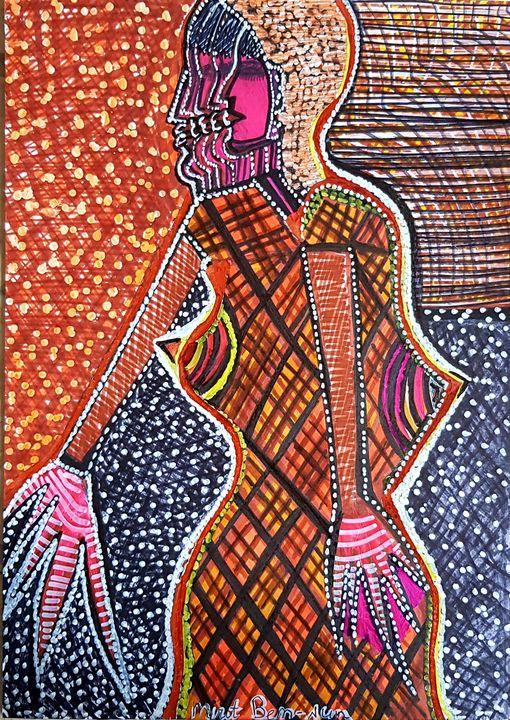 Parejas arte contemporaneo Israel - Mirit Ben-Nun