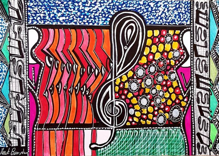 Artist residencies open house Israel - Mirit Ben-Nun
