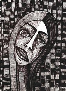 Israeli female artist modern art