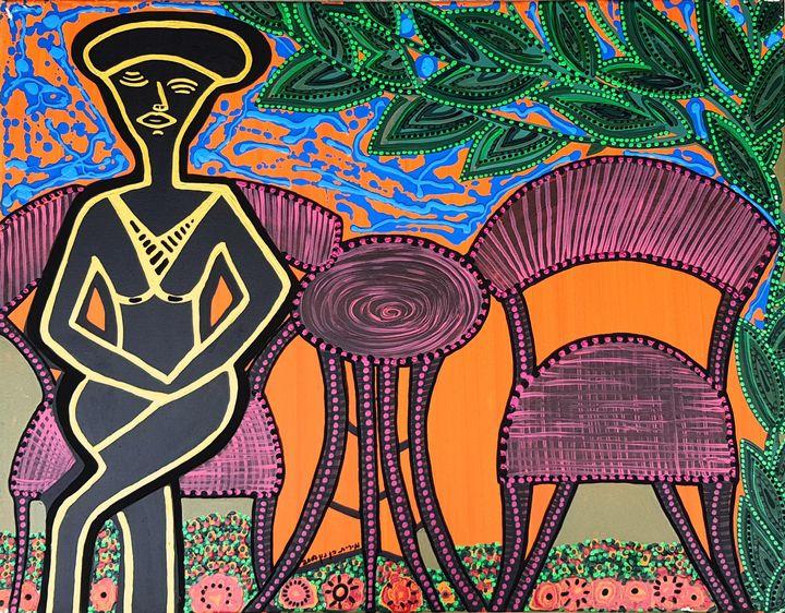 Israeli artworks female artist - Mirit Ben-Nun