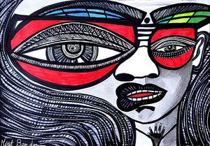 Mirit Ben-Nun modern israeli artist
