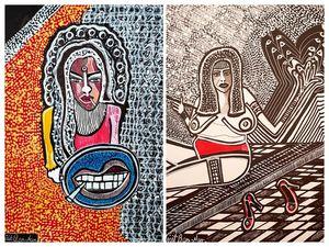 Mirit Ben-Nun Visual modern art