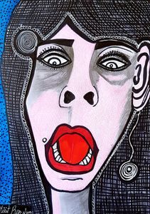 Mirit Ben-Nun visual expressive art