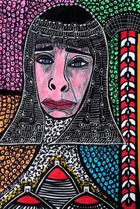 Custom-made portraits israeli art