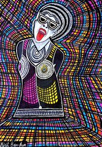 Mirit Ben-Nun modern artist