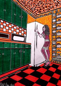 Artists from Israel Mirit Ben-Nun