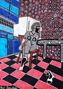 Artists from Israel contemporary art