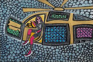 Artists from Israeli original paint