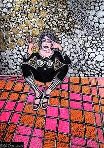 Artists from Israel modern artwork