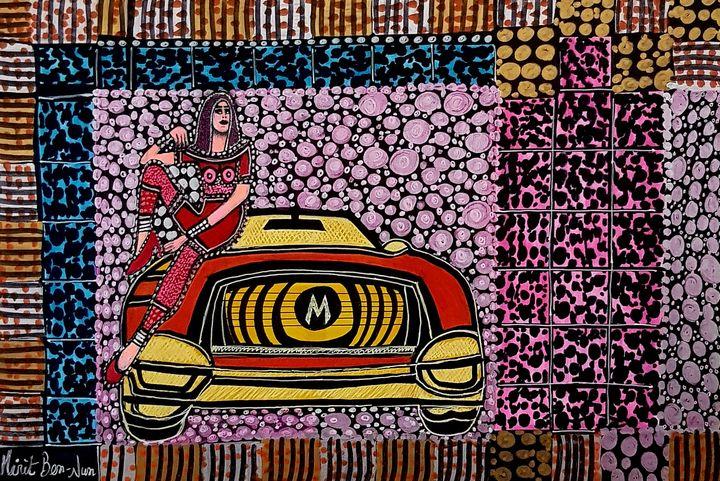 Artists from Israel Mirit Ben-Nun - Mirit Ben-Nun