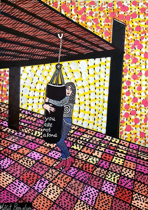Artists from Israel original artwork - Mirit Ben-Nun