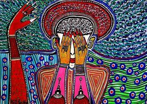 Feminist artist from Israel