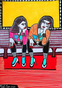 Best art Israel Mirit Ben-Nun