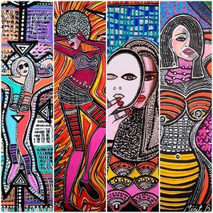 Feminist israeli art Mirit Ben-Nun