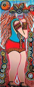 Feminist israeli painter Ben-Nun