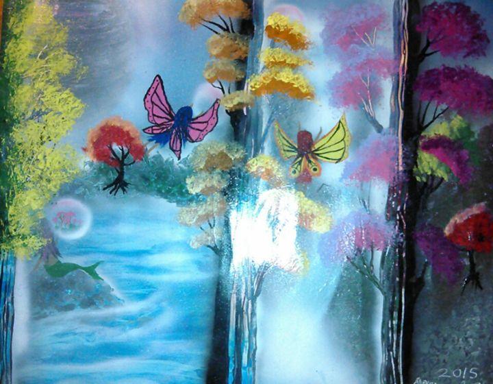 Fairies and Mermaid - J & A's Ideas