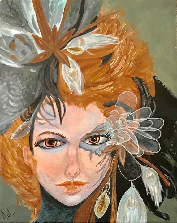 Masquerade - Art Of Lonnie