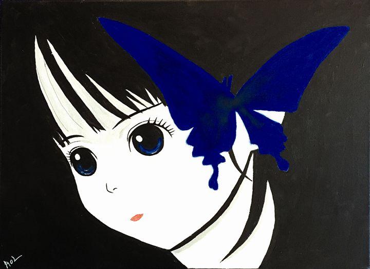 Blue Butterfly - Art Of Lonnie