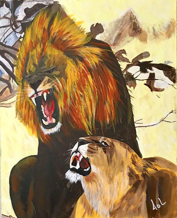 "Leo ""The Lion"" - Art Of Lonnie"