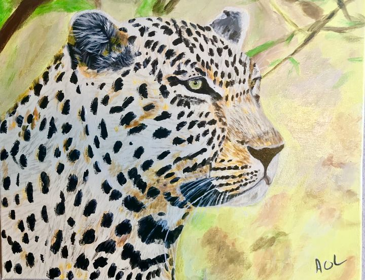 Leopard - Art Of Lonnie