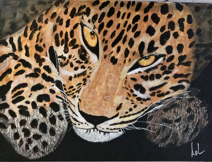 Sexy Leopard - Art Of Lonnie