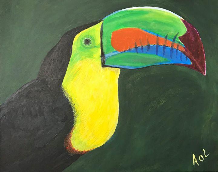 Toucan - Art Of Lonnie