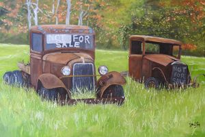 """Rust Not For SALE"""