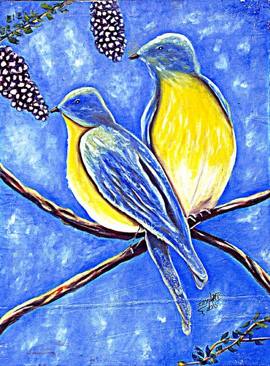 Birds off a Feather - Donodio Inc.