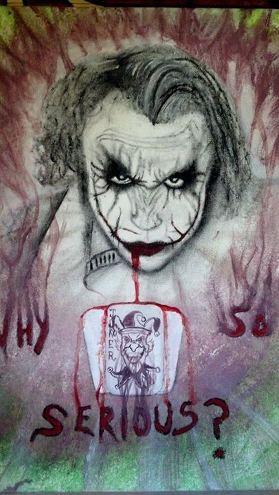 """Heath Ledger """"Joker"""" - Joker"""