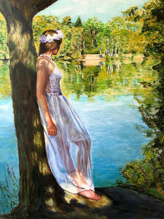 Longing for summer - Petra Gruiters