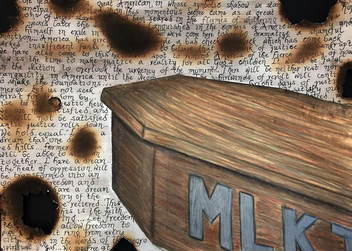 MLK Jr. - Kagandahan