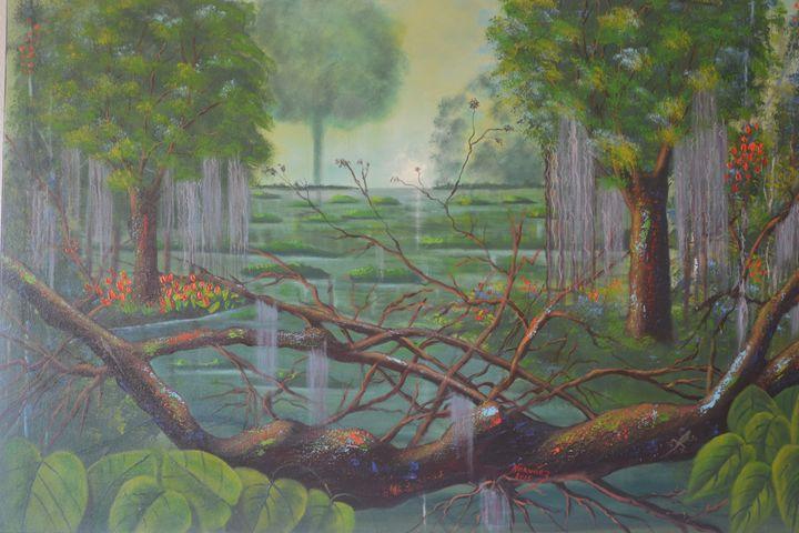 Mangrove - Narvaez Gallery