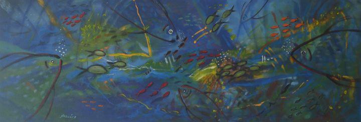 Fish - Narvaez Gallery