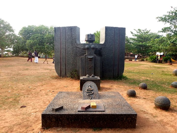 The Sculpture - Chand Ran