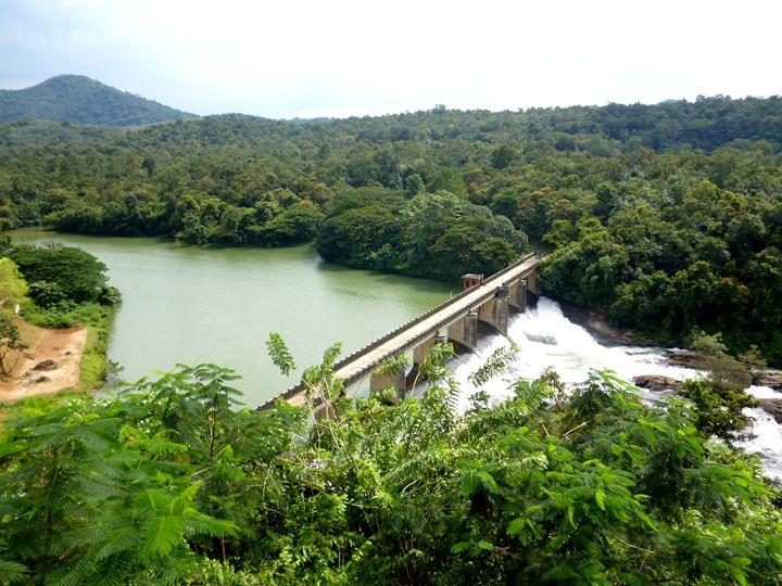 The Check Dam - Chand Ran
