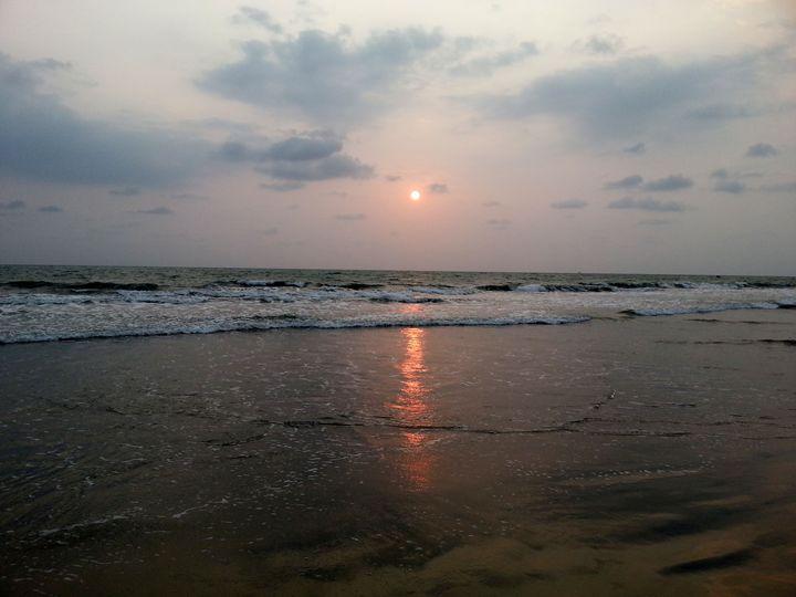 Sun set - Chand Ran