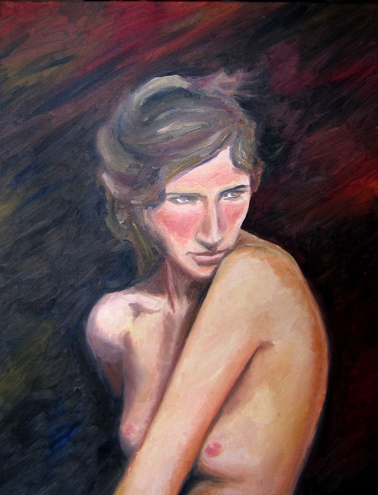 Conscientious Girl - Eric Robert Morse