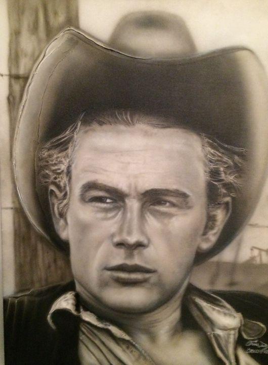 James Dean - Wild West Hollywood