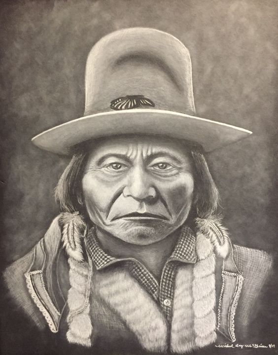 Sitting Bull - Michael Ray McGuire